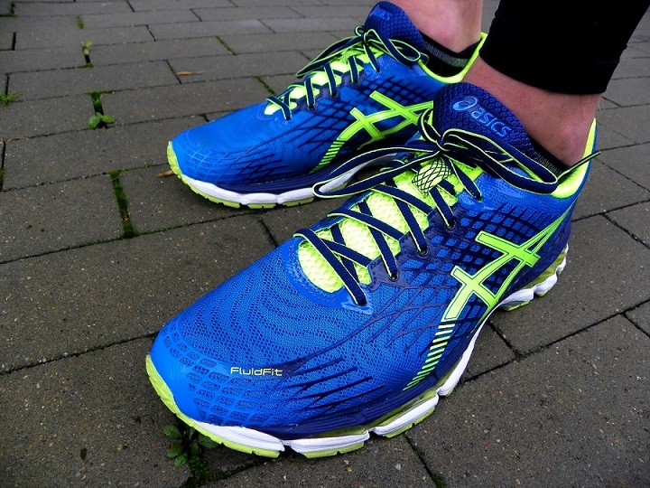 asics gel nimbus 17 test